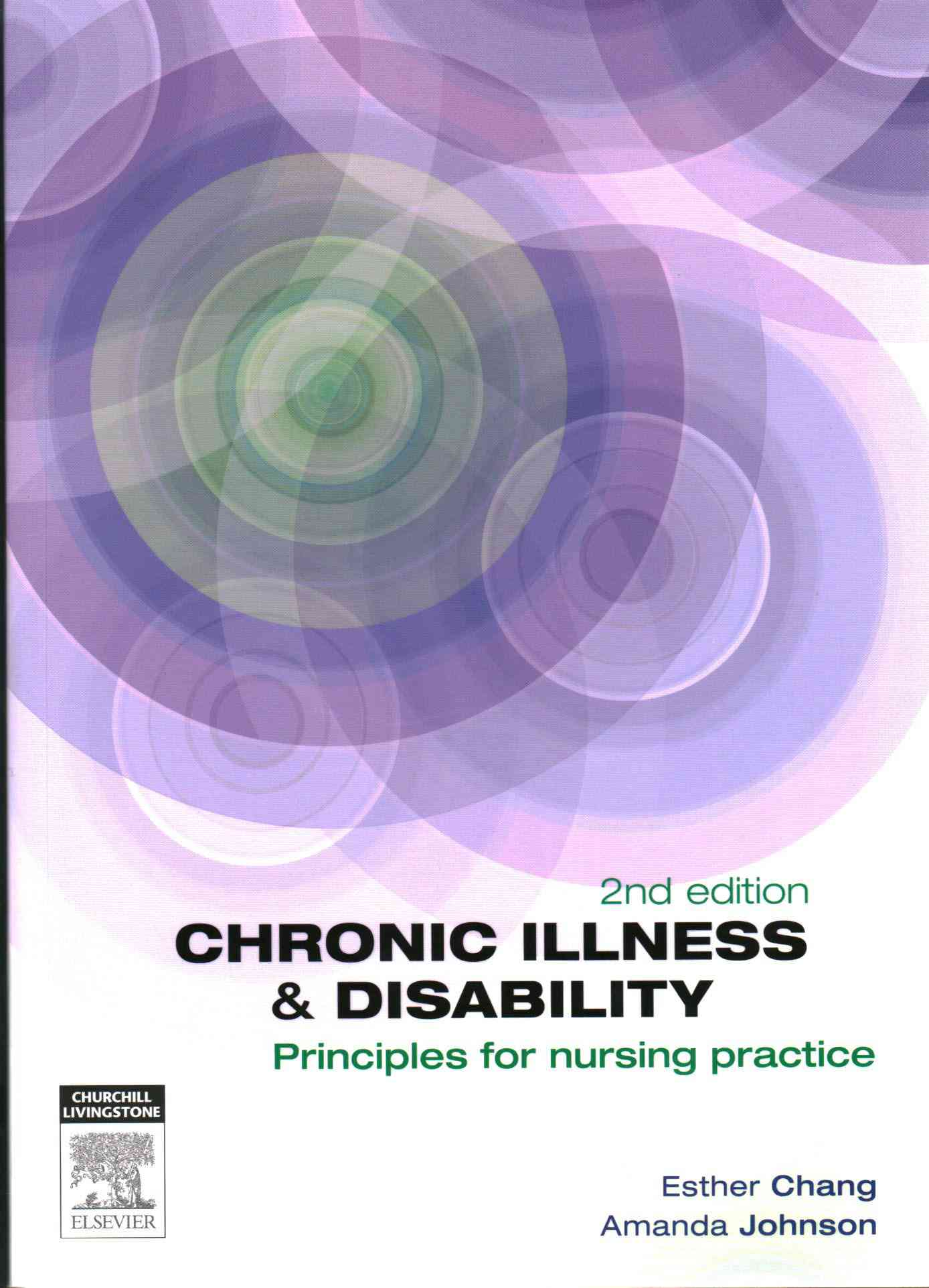 Chronic Illness and Disability By Chang, Esther (EDT)/ Johnson, Amanda (EDT)